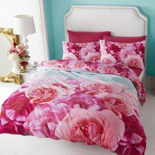 Garden Rose Duvet Set