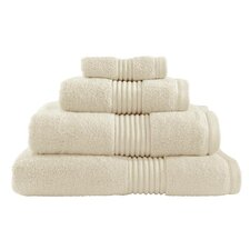 Zero Twist Bath Sheet in Cream