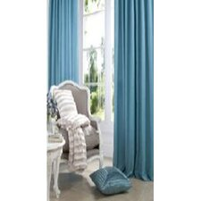 So Soft Faux Silk Curtains in Jade