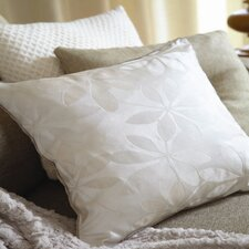 CL Home Ivory Polyester Cushion Cover