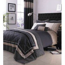 Signature Luxury Geo Duvet Set