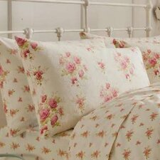 Madelaine Ditsy Floral Pillowcases