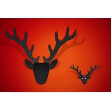 Mini Trophy Coatrack