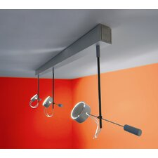 <strong>Absolut Lighting</strong> Absolut 3 Light Ceiling Light