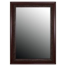 Accented Wall Mirror