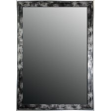 Scratched Frame Wall Mirror