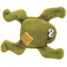 Floppy Frog Dog Toy