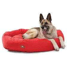 Organic Bumper Bed Dog Bed