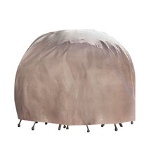 Round Patio Table & Chair Set Cover