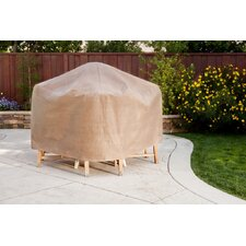 Square Patio Table and Chair Set Cover