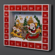 Adventkalender in Bunt