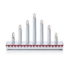 """Kerzenleuchte """"Klara"""" in Weiß"""