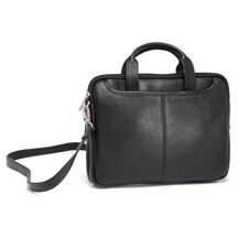 <strong>Le Donne Leather</strong> Leather Laptop Briefcase