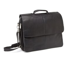 <strong>Le Donne Leather</strong> Laptop Briefcase