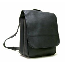 <strong>Le Donne Leather</strong> Convertible Backpack / Shoulder Bag