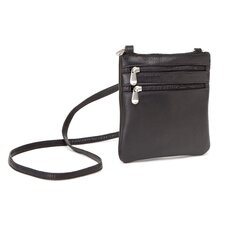 <strong>Le Donne Leather</strong> Mini Cross-Body Bag