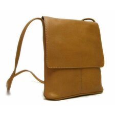 Flap Over Mini Shoulder Bag