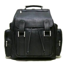 <strong>Le Donne Leather</strong> Large Traveler Backpack