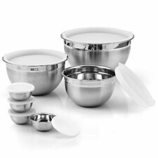 Cook N Home 14 Piece Mixing Bowl Set