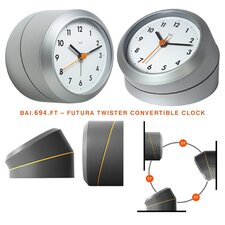 Twister Desk / Wall Clock Logic