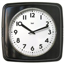 Cubist Retro Modern Wall Clock