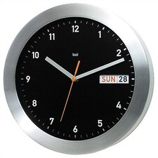 "<strong>Bai Design</strong> 11"" Datist Modern Wall Clock"