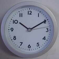 "6"" Studio Modern Wall Clock"