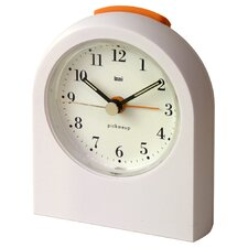 <strong>Bai Design</strong> Pick-Me-Up Alarm Clock in Bodoni