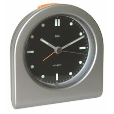 Designer Pick-Me-Up Alarm Clock in Timemaster Black