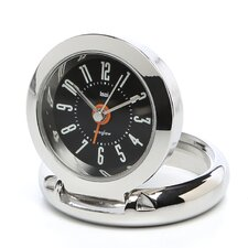 Diecast Travel Alarm Clock