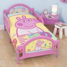 Peppa Pig Seaside Toddler Bed Frame
