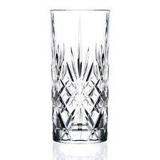 Melodia RCR Crystal Highball Glass (Set of 6)