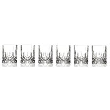 Opera RCR Crystal Double Old Fashion Glass (Set of 6)