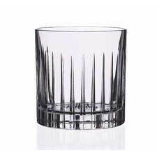 <strong>Lorren Home Trends</strong> RCR Timeless Double Old Fashion Glass (Set of 6)