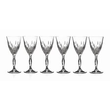 RCR Fire Cordial Glass (Set of 6)
