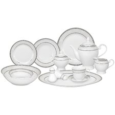 Ballo 57 Piece Porcelain Dinnerware Set