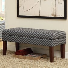 Decorative Storage Entryway Bench