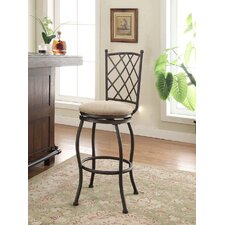 "Tristan 29"" Swivel Barstool with Cushion"