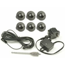 Deck Light Kit (Pack of 6)