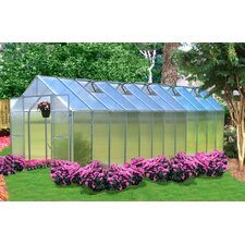 Monticello Quick Assembly Greenhouse