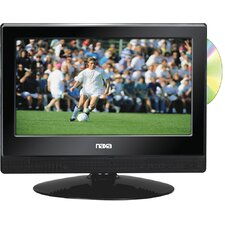 "Naxa 13.3"" 12V LED AC/DC 1080i HD ATSC DTV with DVD Player"