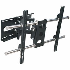 "Full Motion Articulating Wall Mount in Black for 37-60"" Plasma / LED / LCD TVs"