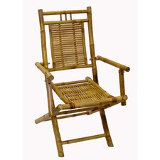 <strong>Bamboo54</strong> Folding Dining Arm Chair