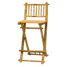 """Natural Bamboo 28"""" Barstool"""