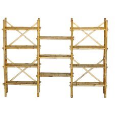Natural Bamboo Expanded Shelf System