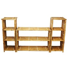 "3 Piece 36"" Bookcase Set"