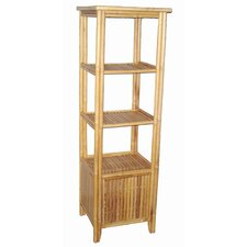 <strong>Bamboo54</strong> 4 Tier Rectangular Shelf