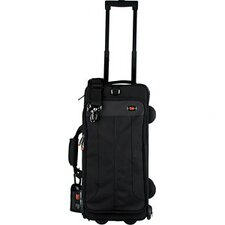 iPAC Double Trumpet Case with Wheels