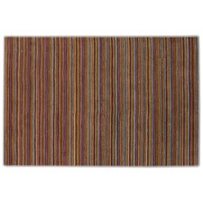 <strong>Apadana Inc.</strong> Silk Striped Rug