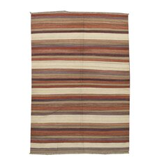 Multi Striped Rug